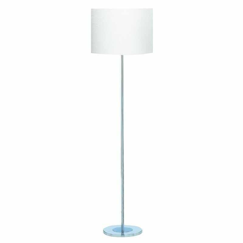 Lampadar Searchlight White Fabric la pret 675 lei