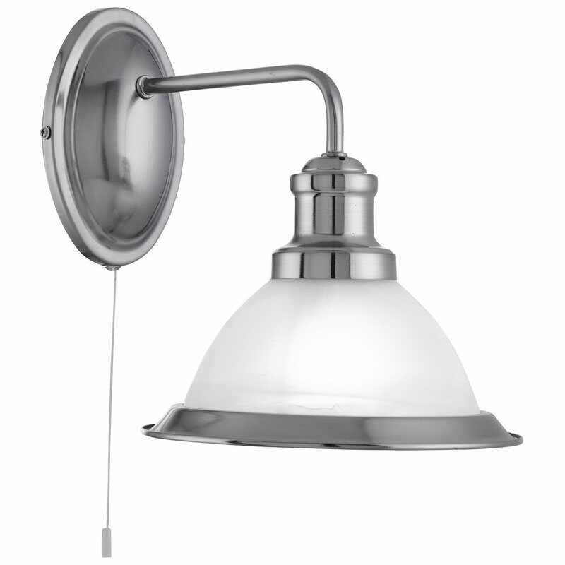 Aplica Searchlight Bistro Silver la pret 257 lei