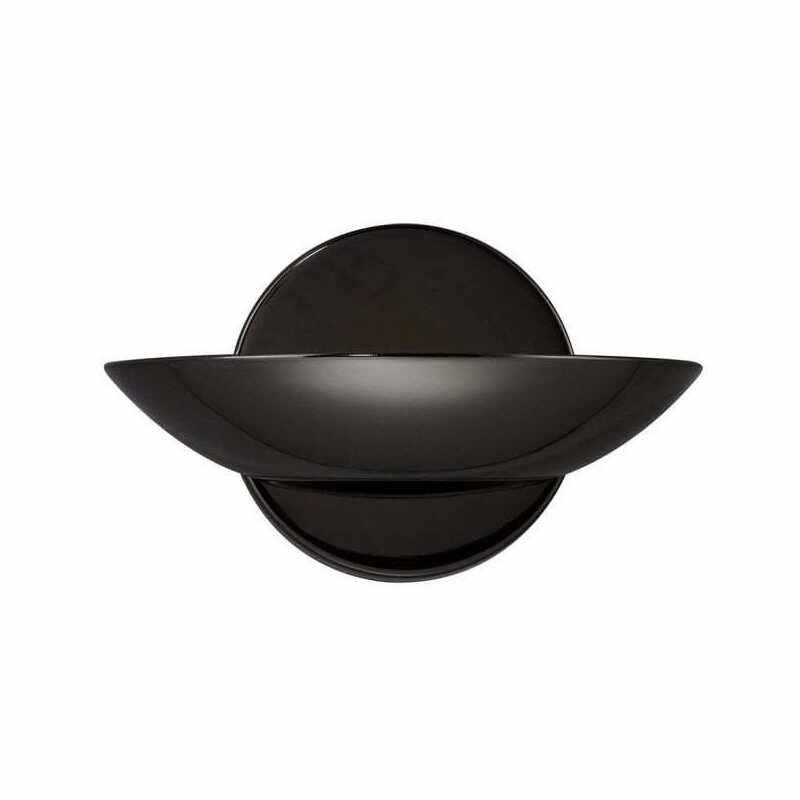 Aplica Searchlight Wall Plate Black la pret 155.87 lei