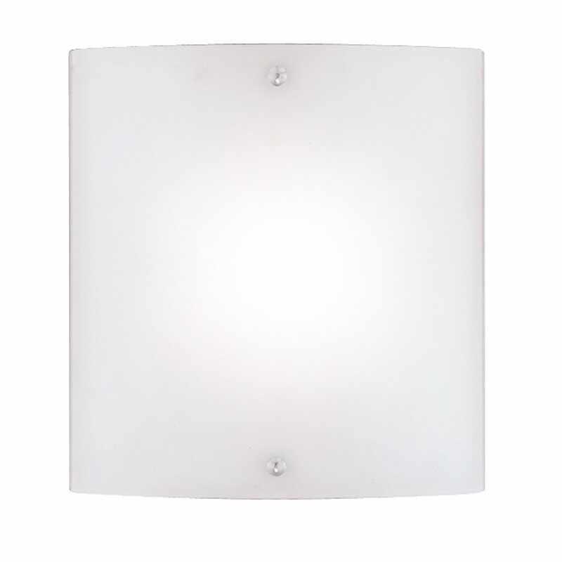 Aplica Searchlight Wall White Frosted la pret 240.89 lei