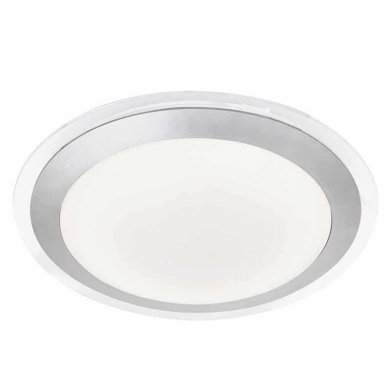 Plafoniera Searchlight Bathroom LED Silver la pret 467 lei