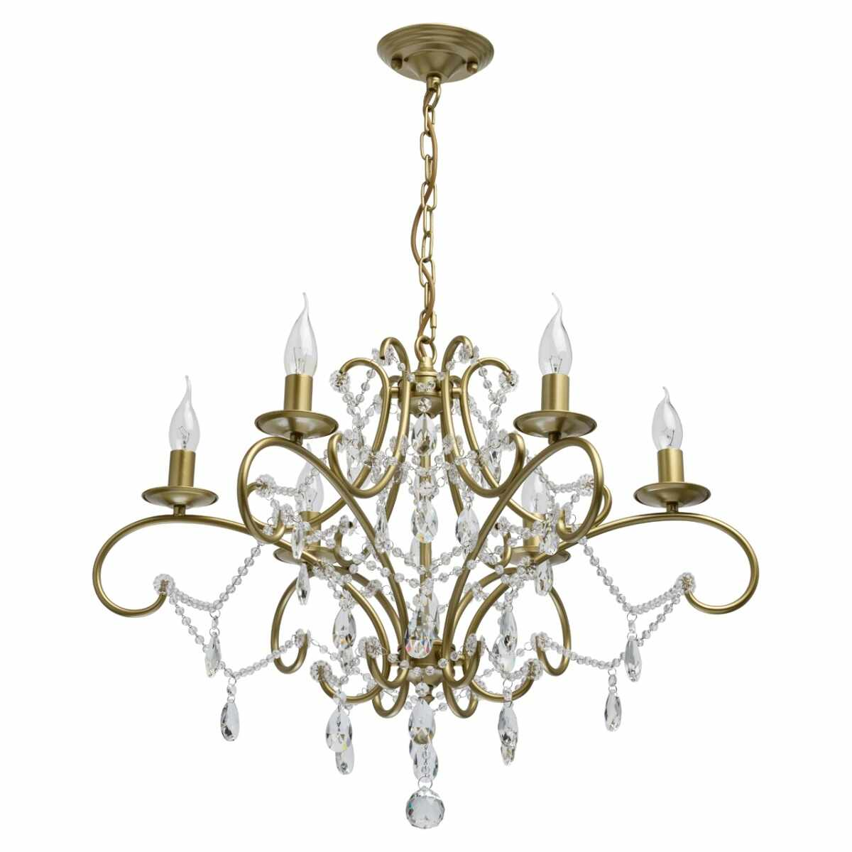 Candelabru MW-LIGHT Crystal 373014606 la pret 950 lei
