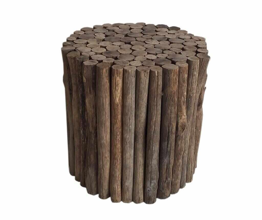 Taburet Holz Round la pret 149.99 lei