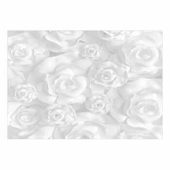 Tapet format mare Bimago Plaster Flowers, 400 x 280 cm la pret 522 lei