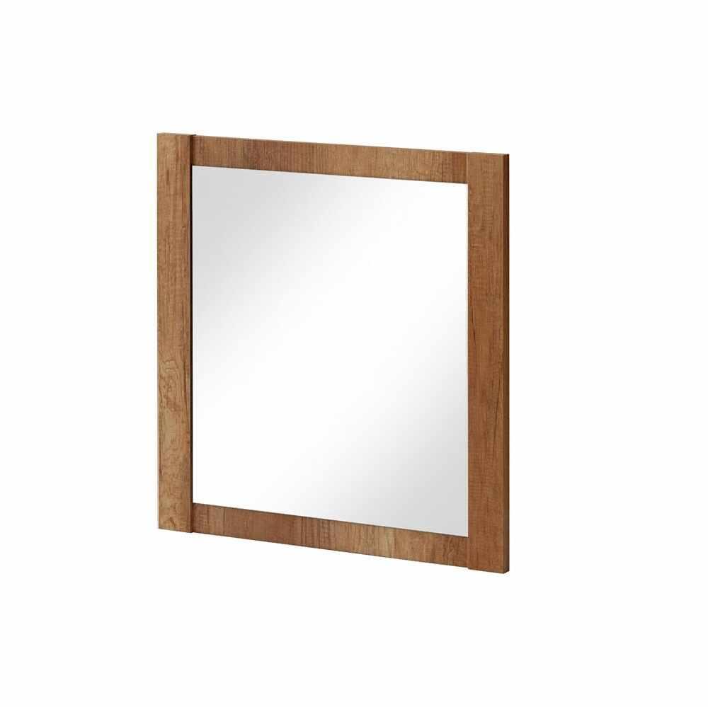 Oglinda pentru baie, L80xl80 cm, Classic Oak la pret 326 lei
