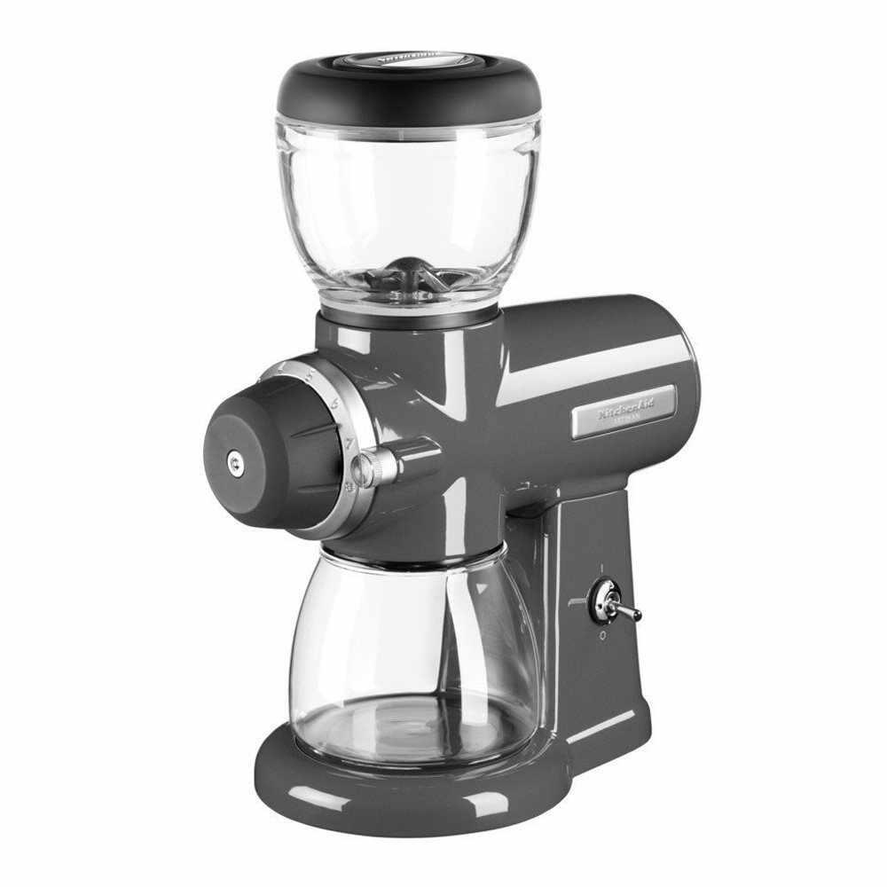 Rasnita electrica de cafea Artisan 5KCG0702E, 185 W, KitchenAid la pret 1099 lei
