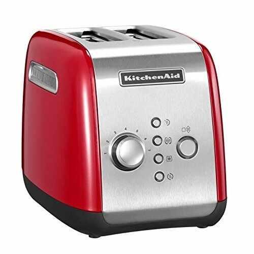 Toaster 2 sloturi 5KMT221E, 1100W, KitchenAid la pret 675 lei