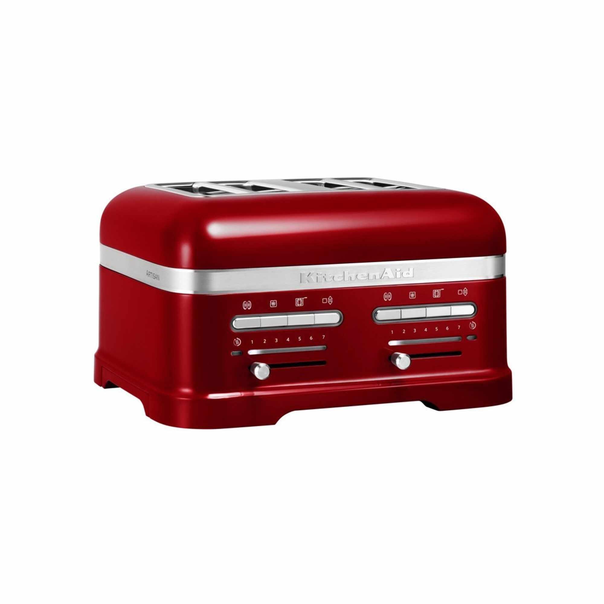Toaster 4 sloturi Artisan 5KMT4205E, 2500W, KitchenAid la pret 1699 lei