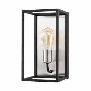 Aplică Opviq lights Kafes, înălțime 32 cm, negru la pret 247 lei