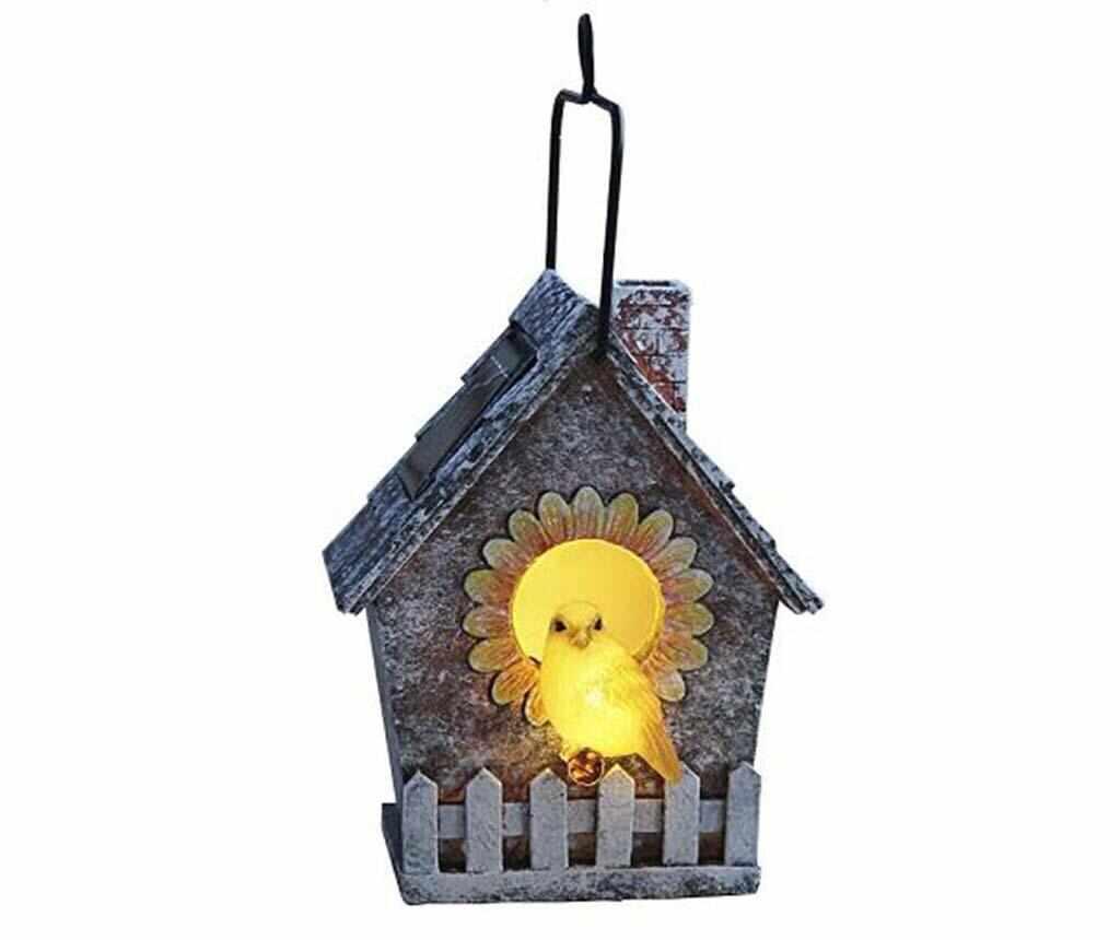 Lampa solara Bird House la pret 89.99 lei