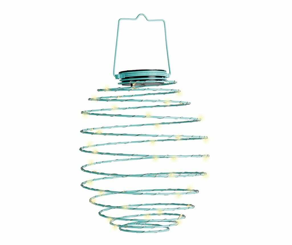 Lampa solara Spiral Blue la pret 45.99 lei