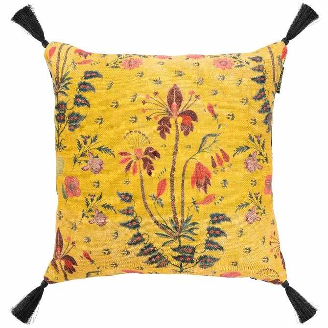 Perna decorativa Gypsy Ochre Yellow, L50xl50 cm la pret 465 lei