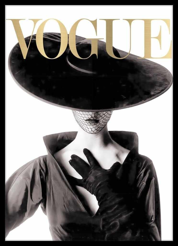 Tablou Poster Iconic Collection Vogue 5, 70 x 100 cm la pret 562 lei