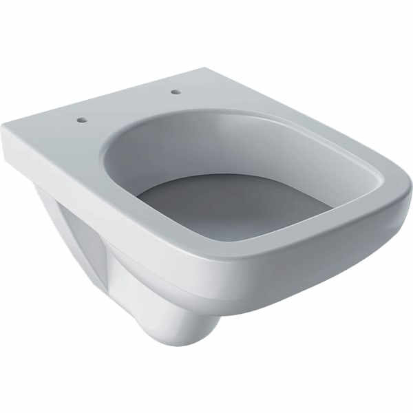 Vas wc suspendat Geberit Selnova Compact Proiectie scurta fara capac alb la pret 625 lei