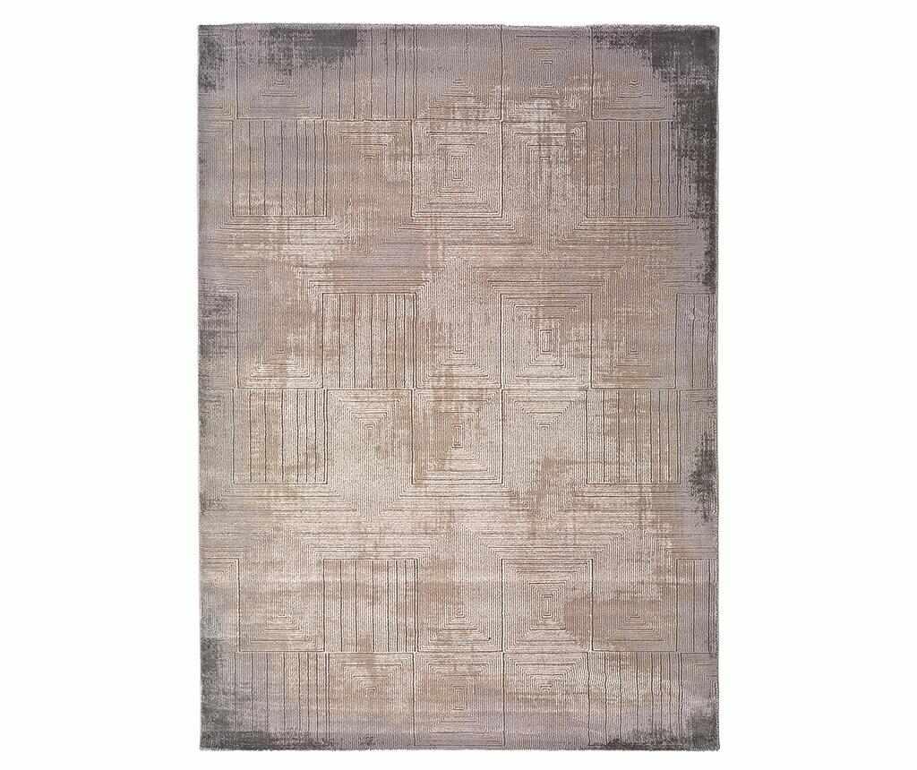 Covor Seti Shapes Grey 140x200 cm la pret 619.99 lei