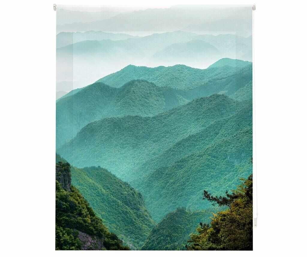 Jaluzea tip rulou Mountain Path 80x180 cm la pret 159.99 lei