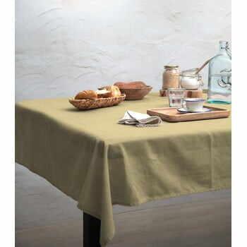 Față de masă Linen Couture Beige, 140 x 140 cm la pret 222 lei
