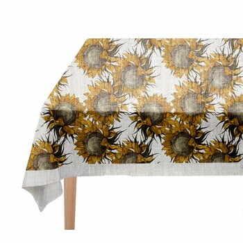 Față de masă Linen Couture Sunflower, 140 x 140 cm la pret 222 lei