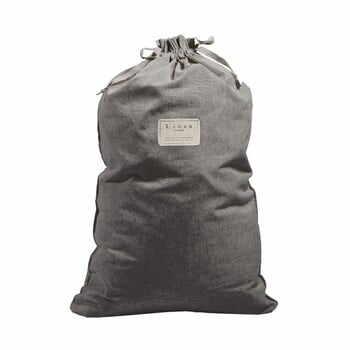 Săculeț textil pentru haine Linen Couture Bag Cool Grey, înălțime 75 cm la pret 183 lei