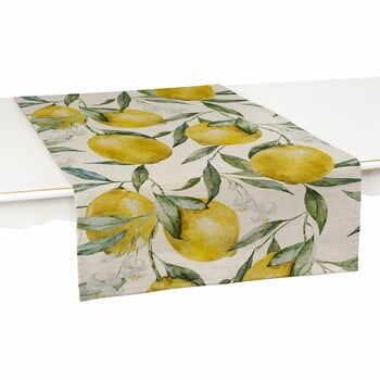 Set 2 naproane / șervete pentru masă Linen Couture Lemons la pret 183 lei
