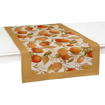 Set 2 naproane pentru masă Linen Couture Oranges la pret 183 lei