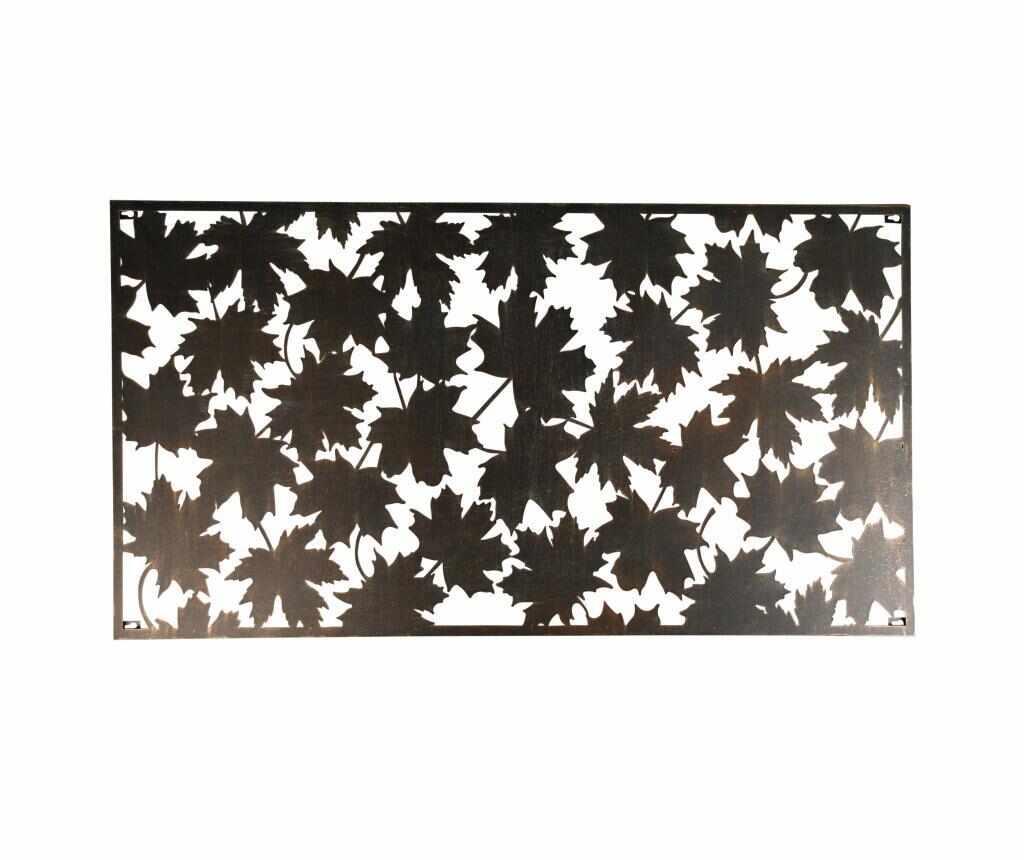 Decoratiune de perete Rectangular Leaves la pret 199.99 lei