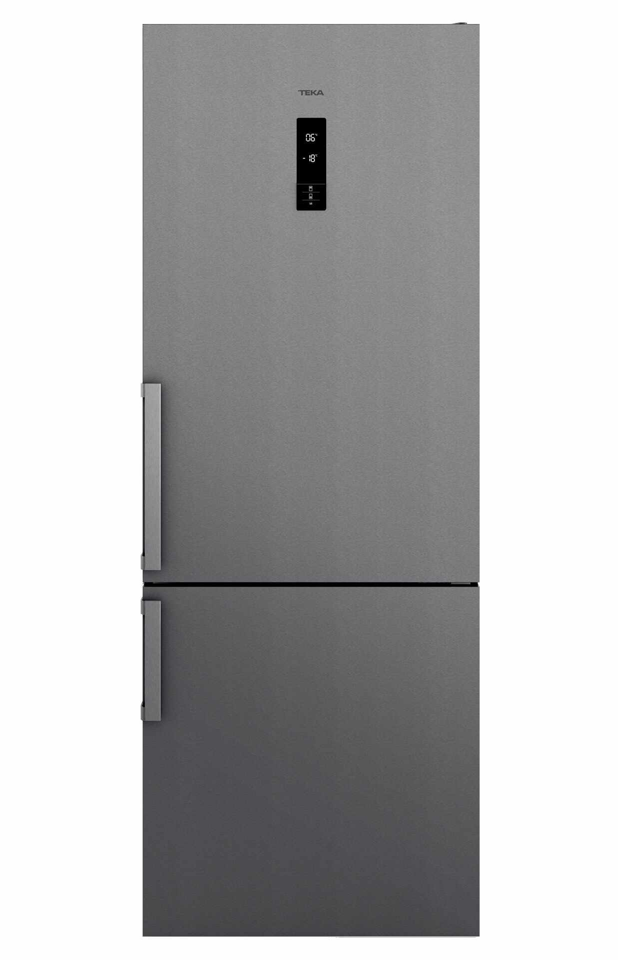 Combina frigorifica Teka Maestro RBF 78720 SS LongLife No Frost IonClean 461 litri net clasa A++ inox la pret 4806.65 lei