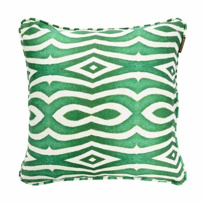 Perna decorativa Riverside Green / Anthracite, L50xl50 cm la pret 465 lei