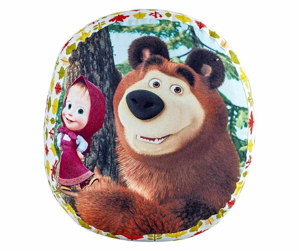 Puf Masha and the Bear la pret 55.99 lei