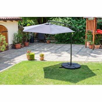 Suport cu apă pentru fixare umbrelă de soare Timpana H2O, 52 l, negru la pret 442 lei