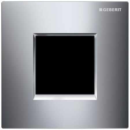 Clapeta de actionare Geberit Sigma 30 pentru pisoar electronica alb crom lucios crom mat la pret 2294 lei