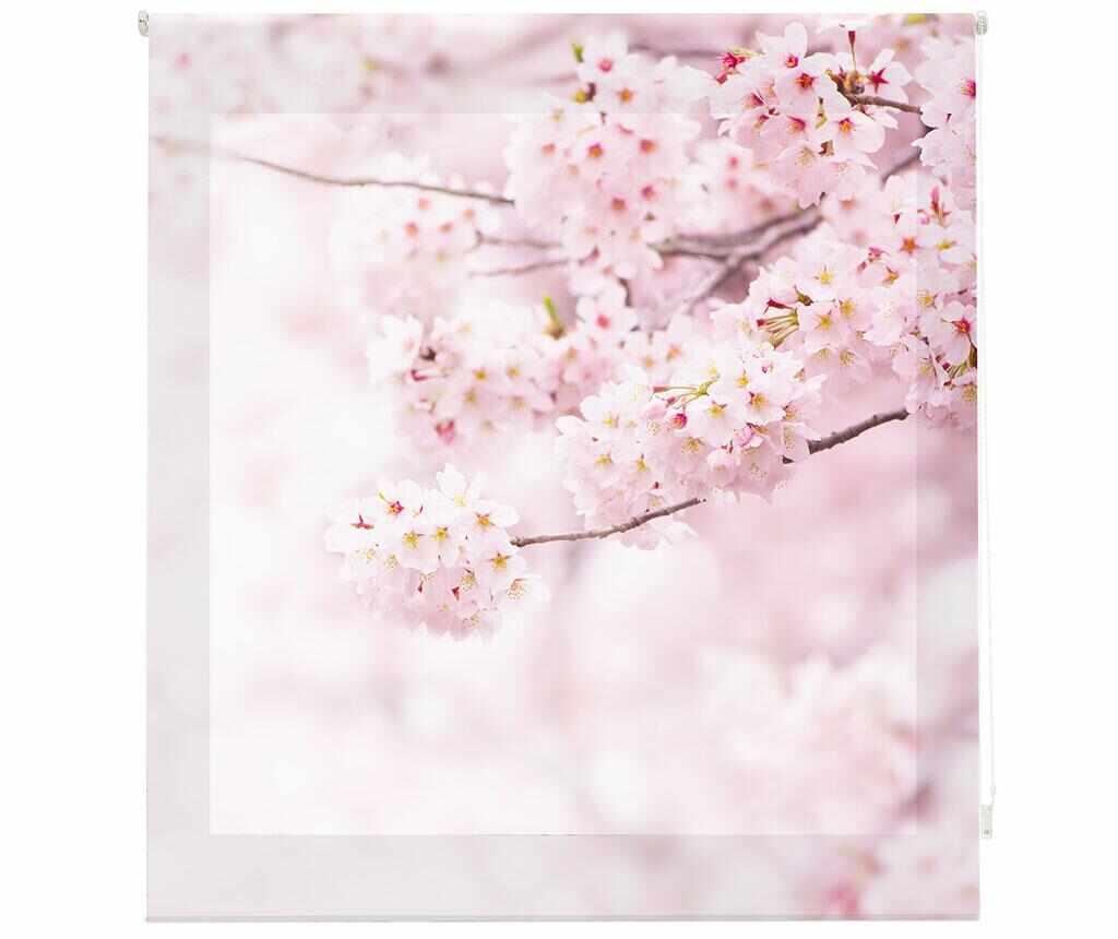 Jaluzea tip rulou Cherry Blossom 160x180 cm la pret 229.99 lei