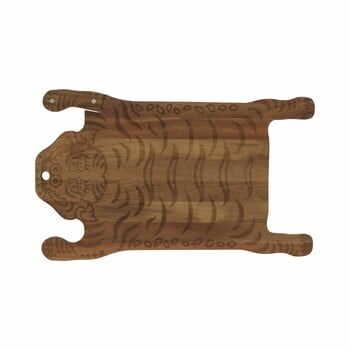Tocător din lemn DOIY Tiger, 44 x 26 cm la pret 188 lei