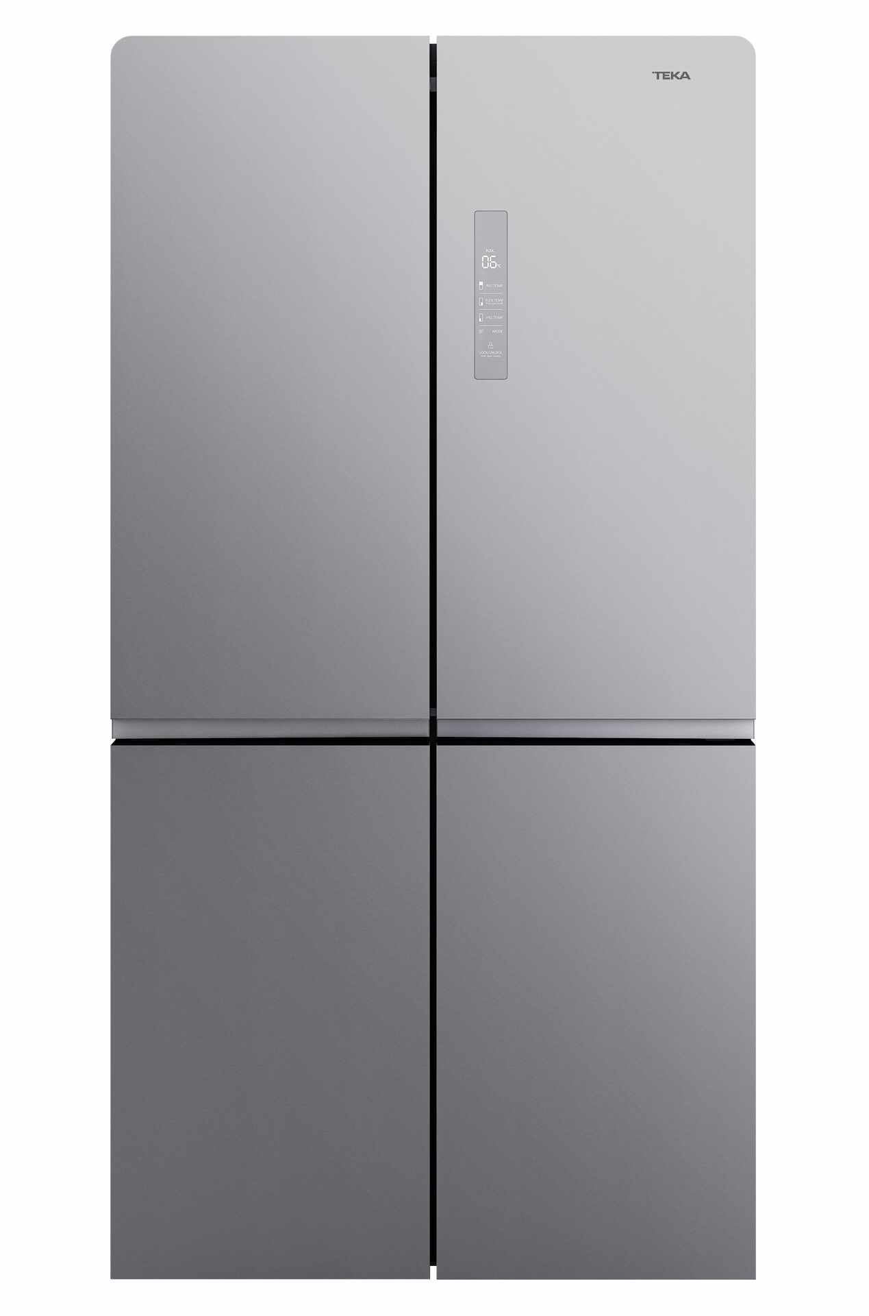 Combina frigorifica cu 4 usi Teka Maestro RMF 77920 SS LongLife No Frost IonClean 637 litri net clasa A++ inox la pret 6658.41 lei