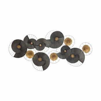 Decorațiune suspendată metalică MauroFerretti Darky, 119x59,5cm la pret 729 lei