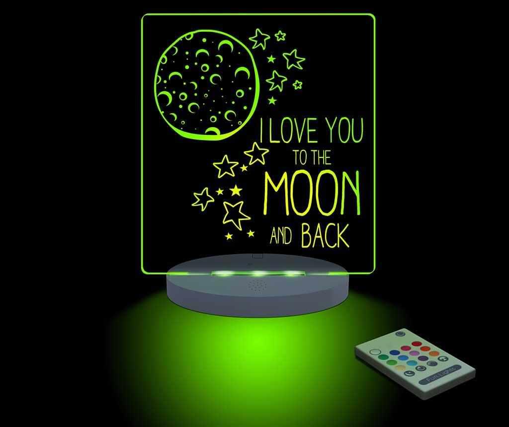 Lampa de veghe Moon & Back la pret 159.99 lei
