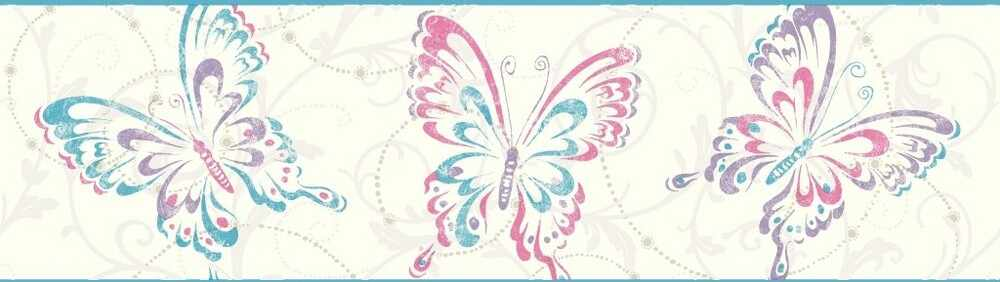 Bordura BUTTERFLY SCROLL | GK8936B
