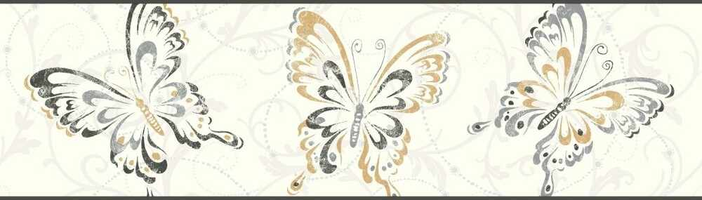 Bordura BUTTERFLY SCROLL | GK8937B