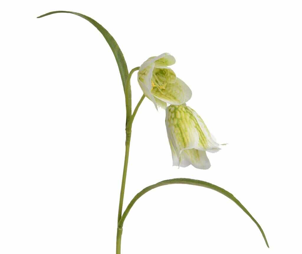 Floare artificiala Fritillaria White la pret 17.99 lei