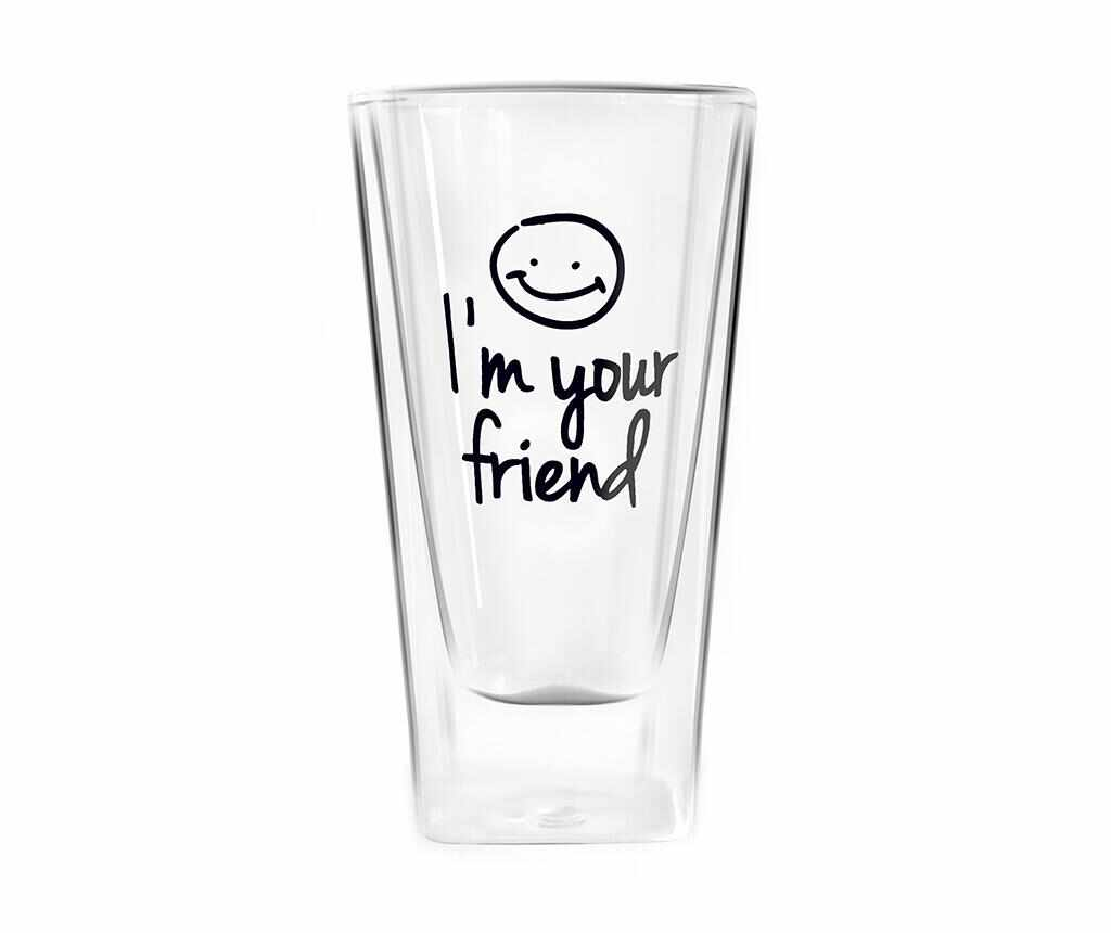 Pahar Your Friend 300 ml la pret 35.99 lei
