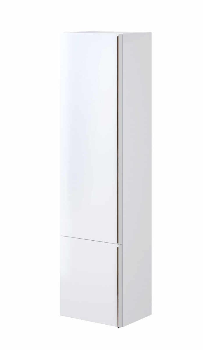 Dulap Metropolitan, Opoczno, cu doua usi, alb, asamblat, 40x30x153 cm la pret 1845.08 lei