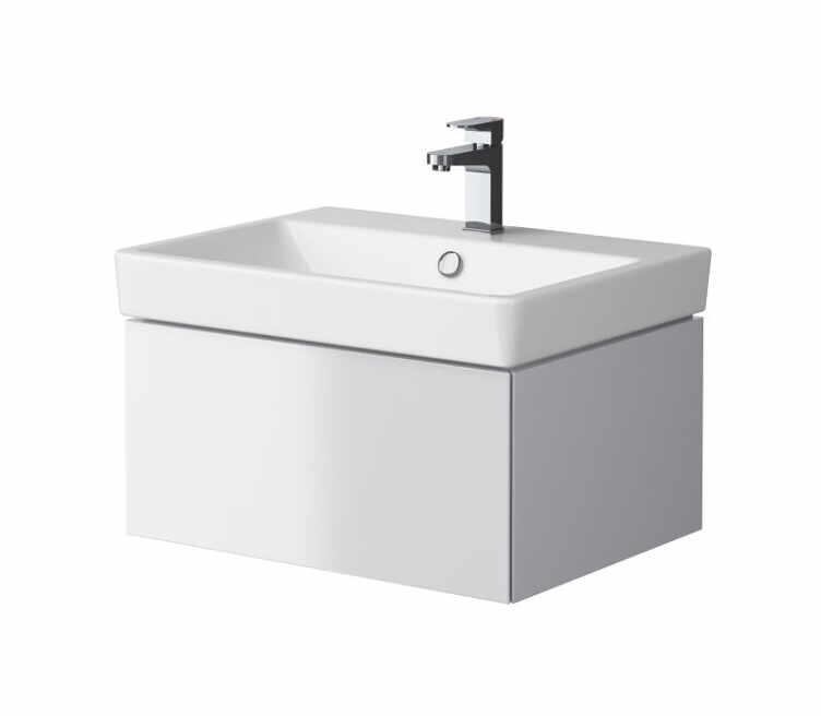 Mobilier baie Splendour, Opoczno, pentru lavoar, alb, 59.5x29.8x44.6 cm la pret 1263.03 lei