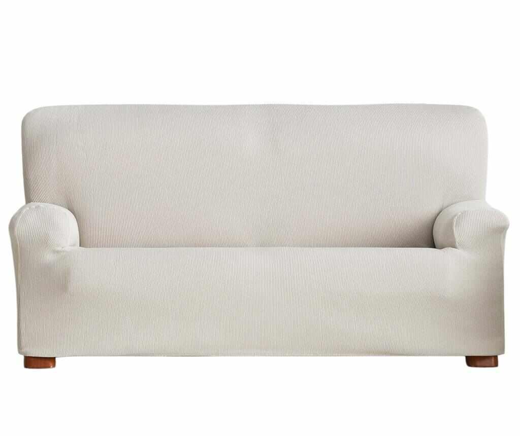 Husa elastica pentru canapea Ulises Ecru 140-170 cm la pret 179.99 lei