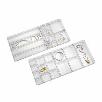 Sistem depozitare iDesign Jewelry Box la pret 154 lei