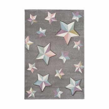 Covor pentru copii Universal Kinder Stars, 120 x 170 cm la pret 388 lei