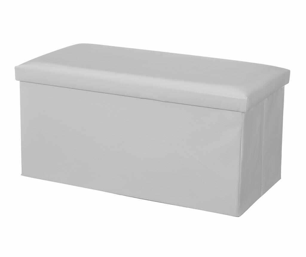 Bancheta pliabila Simple White la pret 189.99 lei