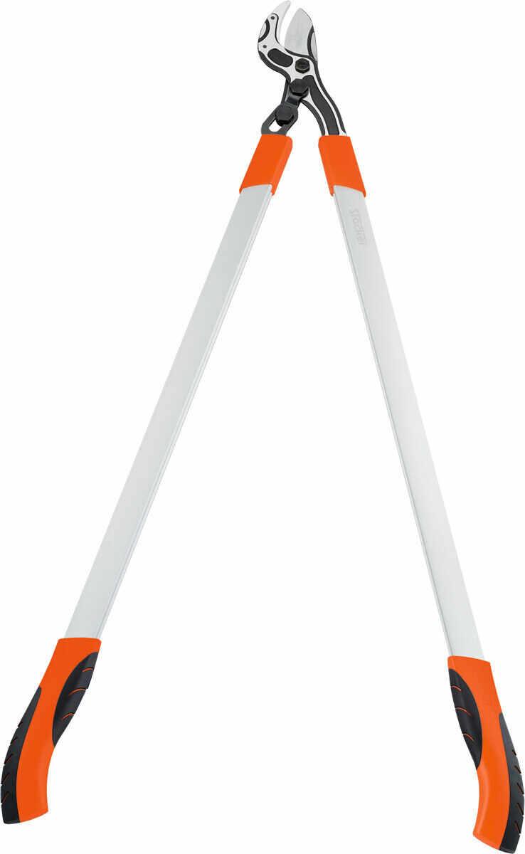 Foarfeca gradina Stocker 100 cm, pentru crengi, profesionala, tip nicovala, lama curbata, 1.200 kg la pret 400.19 lei