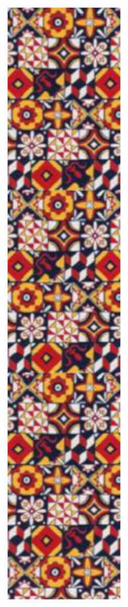 Traversa Xalapa, Multicolor, 67x250 la pret 167.9 lei