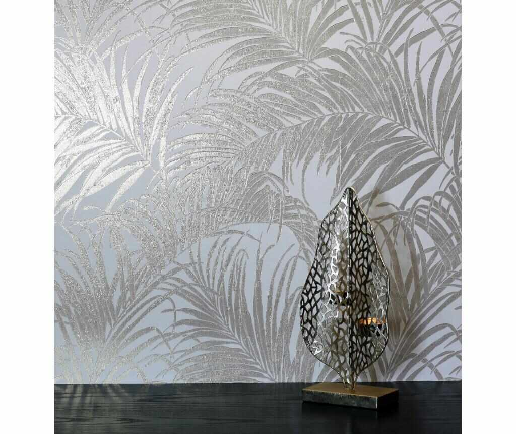 Tapet Palm Rose Gold Kiss Foil 53x1005 cm la pret 95.99 lei