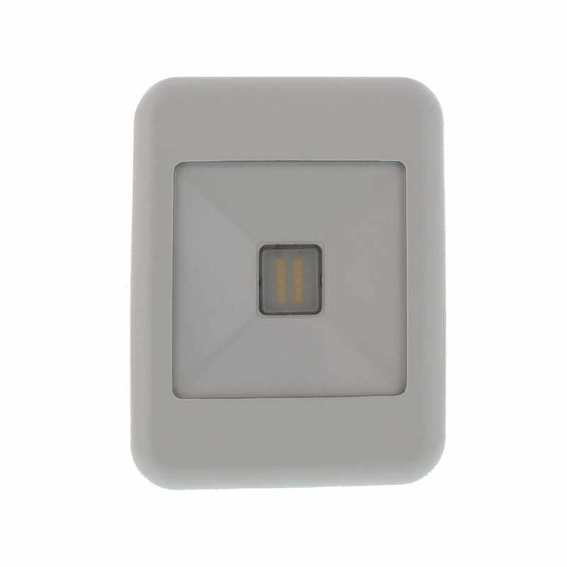 Proiector LED Well, 700 lm, IP65, 4000 K, 10 W, Alb